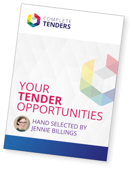 Your Tender Opportunities